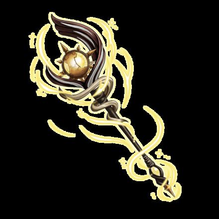 天命の杖ガンバンテイン【光】の画像