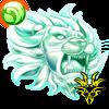 獅子の闘魂(右)の画像