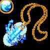 【神】聖水晶のアミュレットのアイコン