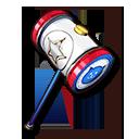ハンマー型エクスカリバーの画像