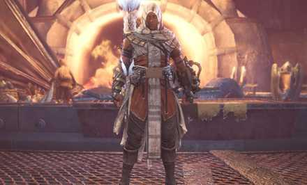 Bayek Layered Armor