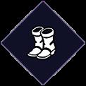 足アクセサリーの画像