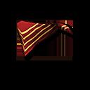 ウォーリアーマスターバンダナマスク(火)の画像