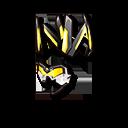 セイバーマスターヘッドギア(風)の画像