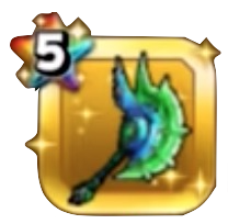 星神の斧のアイコン