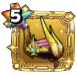 黄金竜の冠★のアイコン