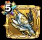 黄金竜の盾★のアイコン