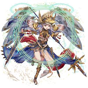 [守護の女神]アテナの画像