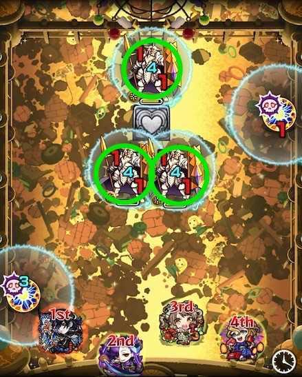 ラウドラ究極ステージ1攻略