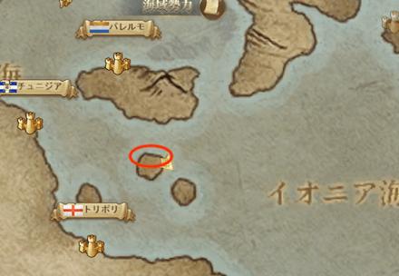 マルタ島位置