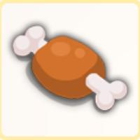 マンガ肉(大)の画像