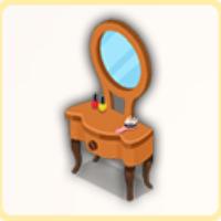 化粧台の画像