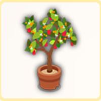 盆栽の木(大)の画像
