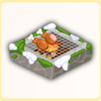 BBQ台の画像