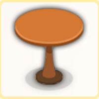 立ち食い円卓の画像