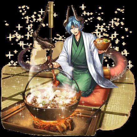 [迎春の料理]パトロクロスの画像