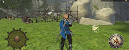 北欧海賊の戦斧の発見場所