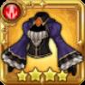 聖白詰のジャケット/コルセット:紫の画像
