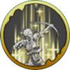 弓兵の駒の画像