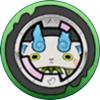 コマさんメダルの画像