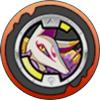 キュウビメダルの画像