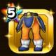 ラダトームの鎧下のアイコン