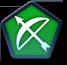 緑矢の画像