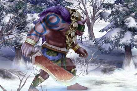 焔の戦士の画像