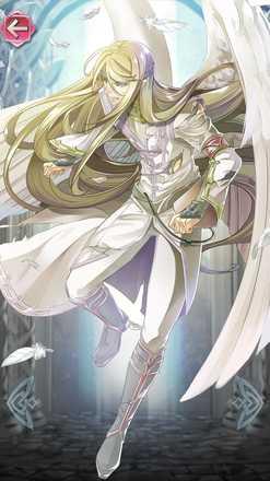 リュシオン(白の王子)の立ち絵