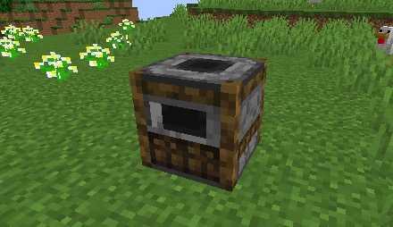 マイクラの燻製器