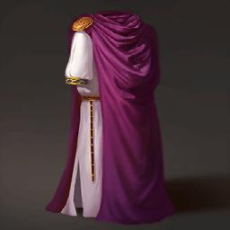 フェニシアン紫の衣の画像