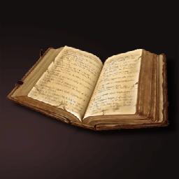 古代ヨーロッパの本の画像