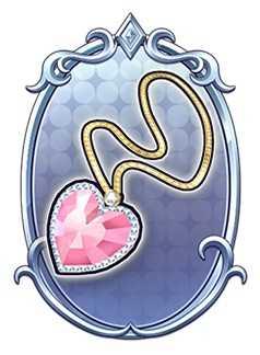 ボヌールネックレスの画像