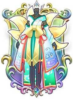 九尾の巫女姫の画像