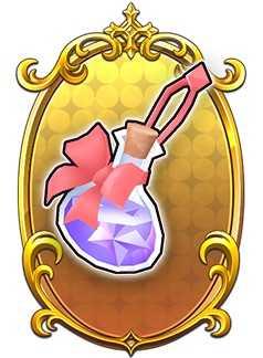 パープルの星水晶の画像