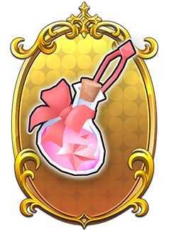 ピンクの星水晶の画像