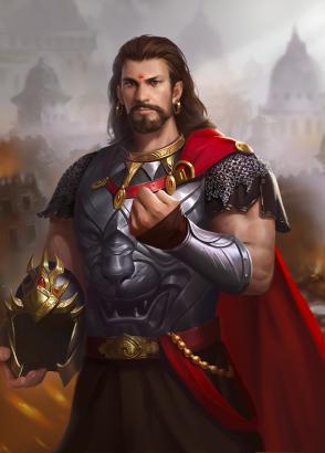 阿育王の画像