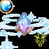 守護天使のクリスタル(右)のアイコン