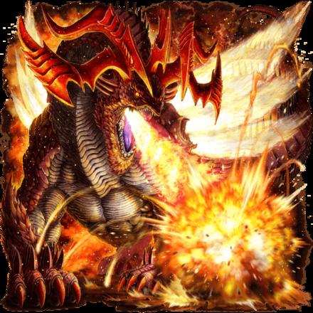 [獄炎竜]ザガードバイスの画像