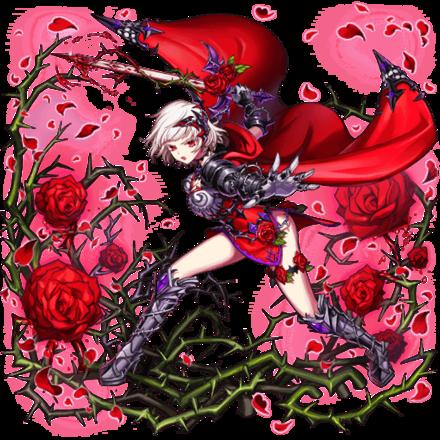 [血薔薇の騎士]フィリアの画像