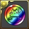 ウエハーマンメダル【虹】の評価