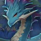 ドラゴンの試練(水)