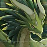 ドラゴンの試練(風)