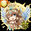 【神】神癒の天使ちびガブリエルのアイコン