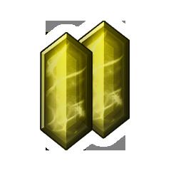 光の強化石(中)