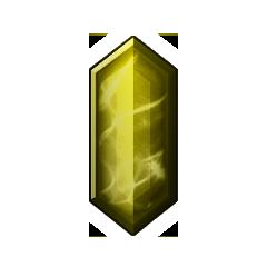 光の強化石(小)