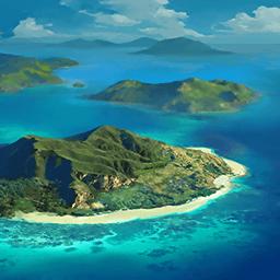 サントメ島(サントメ日の上陸)の画像