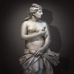 アフロディーテーの像(アイディア探しの旅)