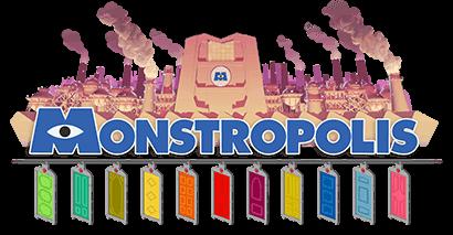 モンストロポリスの攻略チャート