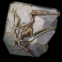 翼持ちのドラゴンボーン(龍の骨)の画像